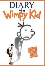 Diary of a Wimpy Kid DVD Includes Greg's Deleted Diary Pages Brand New