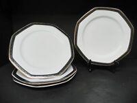 Christopher Stuart Black Dress # Y0009 Dinner Plates (set of 4)  ..