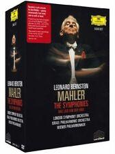 Leonard Bernstein Mahler - The Symphonies 0044007340882 DVD Region 1