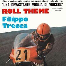 "FILIPPO TRECCA Roll Theme  RE black vinyl 7"" O.S.T."