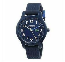 Montre bracelet LACOSTE 2030002 Unisexe Enfants 30MM Quartz Horloge Silicon