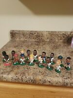16  Rubber NFLP Corinthian 1996 Figure nfl & one 1998 sanders Smith marino rice