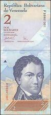 TWN - VENEZUELA 88b - 2 Bolivares 24/5/2007 UNC Prefix F