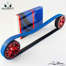 Timing Belt +Cam Gear Pulley For Honda B18C Integra GSR 94-01 / Type-R 97-01 Red