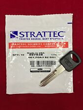 OEM Genuine Ford Uncut Key Blank STRATTEC 597638 011-R0223 S Blade Free Shipping