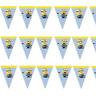 Minion Flag Banner Bunting Children's Birthday Party Decoration Boys Girls