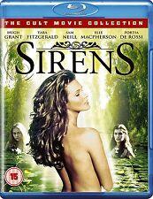 SIRENS [Blu-ray Disc] Hugh Grant, Sam Neill, Elle Mcpherson 1993 Cult Movie