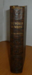 The Woman in White by Wilkie Collins Vintage Book