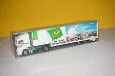 BOX9 ] Albedo 1/87 Volvo F12 Jumbo Semirremolque Maleta Bp Nosotros Sorgen Para