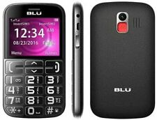 BLU Joy J010 Unlocked Dual SIM Senior  Cell Phone