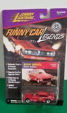1:64Scale: Johnny Lightning:Funny Car Legends:Dickie Harrell,Season:1971~NIP~MOC