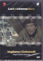 Dvd VOGLIAMO I COLONNELLI di Mario Monicelli con Ugo Tognazzi nuovo 1973