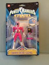 Power Rangers LIGHTSPEED RESCUE Pink Ranger  new in sealed packaging