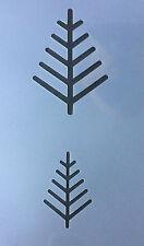 Christmas tree decoration Mylar Reusable Stencil Airbrush Painting Art Craft