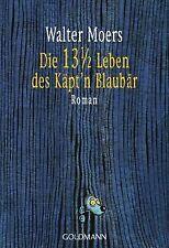 Die 13 1/2 Leben des Käpt'n Blaubär von Moers, Walter | Buch | Zustand gut