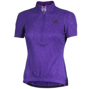 adidas Damen Response Cycling Jersey Trikot Shirt Radshirt Fahrradtrikot