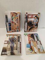 Kingyo Used Books Volumes 1-4 (1,2,3,4) Viz Signature Editions VGC Ikki Comix Q6