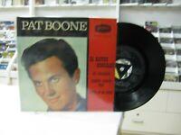 """Pat Boone 7 """" EP Spanisch El Rapido Gonzalez + 3. 1962"""