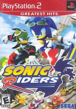 Sonic Riders PS2 New Playstation 2