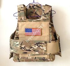 beautiful SYLE TACTICAL AIRSOFT PAINTBALL BODY ARMOR VEST WOODLAND CAMO CP