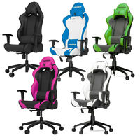 Gaming Chair Office Desk Racing Executive Seat PU Leather Vertagear VG-SL2000