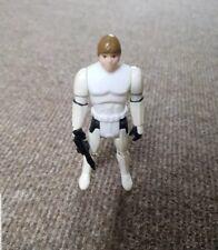 Vintage Star Wars Figure Luke Skywalker Stormtrooper Last 17 POTF