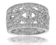 2.50 ct Ladies Round Cut Diamond Anniversary Wedding Band Ring F Color VS-2