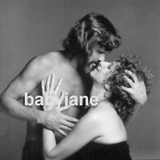 002 BARBRA STREISAND KRIS KRISTOFFERSON A STAR IS BORN POSTER SHOOT PHOTO