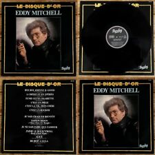 EDDY MITCHELL -33t- LE DISQUE D'OR - BYE BYE JOHNNY B. GOOD +11 - BARCLAY 90 328