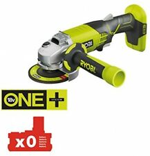 Ryobi Stand Alone Angle Grinder R18AG-0 ONE+ - 18V-3 Position Handle (Body Only)