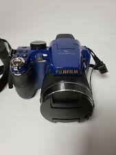 Fujifilm FinePix S Series S4080 14.0mp Digital Camera - Blue