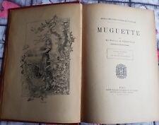 Muguette par le Marquis de Cherville