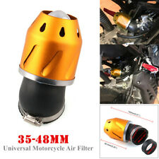 35-48mm Universal Motorcycle Air Filter Scooter Modification Air Cleaner System