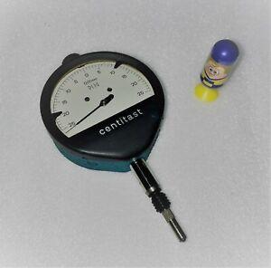 CENTITAST Messuhr Feinzeiger; Auflösung 0,01 mm, gebraucht