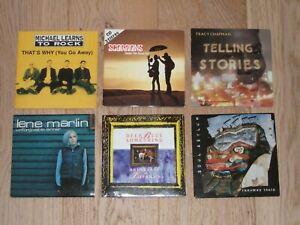 Lot De 6 CD Single (Années 90)