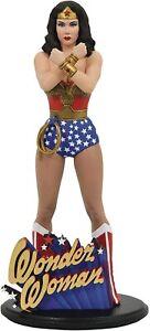 Diamond Select  ~  Wonder Woman  Lynda Carter PVC Statue New in Never Opened Box