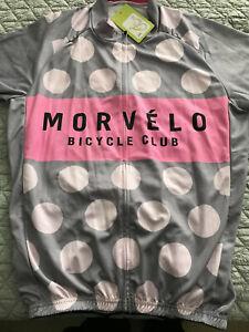 Morvelo Bicycle Club short sleeve jersey