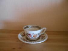 Villeroy & Boch Nanking alte Serie Teetasse mit Untertasse gebraucht