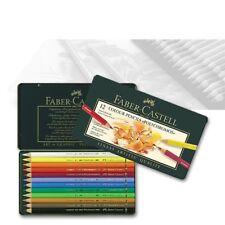 Faber-Castell Buntstifte Polychromos 12er Metalletui