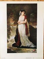 Antoine-Jean Gros  - Christine Boyer Vintage Print