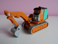 Thomas & Friends Oliver the Excavator Trackmaster Plastic Gullane 2008