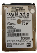HGST 5K750 HTS547575A9E384 750 GB Hard Drive - 2.5  Internal - SATA II