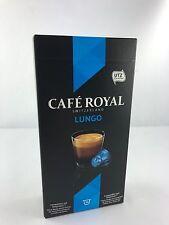 10 Cafe Royal Kapseln für Nespresso Classic Lungo 16 Sorten 5,78€/100gr.