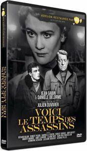 """DVD """"Voici le temps des assassins"""" Jean Gabin NEUF SOUS BLISTER"""