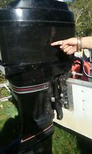 Wrap around cowling cover for mercury outboard motor, 45 H.P.  classic 50,1986 ,
