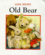 The Old Bear by Jane Hissey (Board book, 1991) red fox