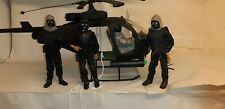 Vintage Action Man !! little Bird Helicopter !! Custom Made.
