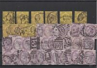 Great Britain Used Stamps ref R 17159