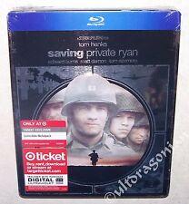 SAVING PRIVATE RYAN Blu-ray Limited Edition Metalpack Steelbook BRAND NEW