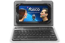Vasco Translator PREMIUM 7 + Tastatur: Übersetzer für 40 Sprachen, mit Tastatur